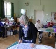 Stitching and Chatting