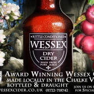 bottle conditioned cider