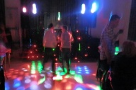Great Disco At S & F Charity Night