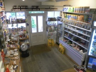 Click image to view Hindon Village Stores website