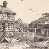 Chilmark early pics bridge inn stores