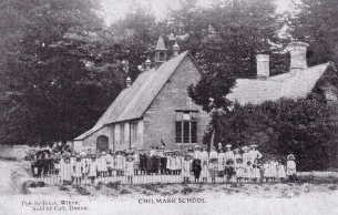 Chilmark early pics The School
