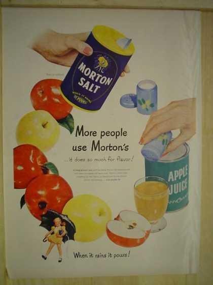 50s food image