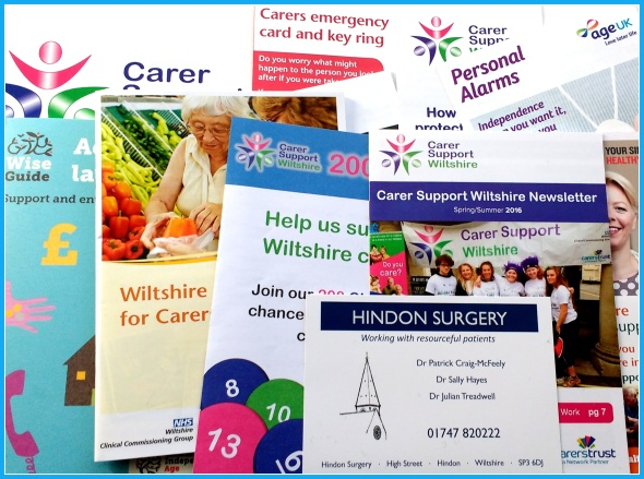 USE cropped care clinic leaflets